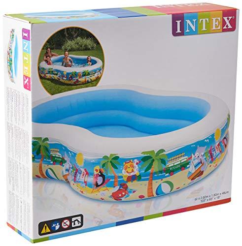 Die besten 7 aufblasbaren Pools von Intex