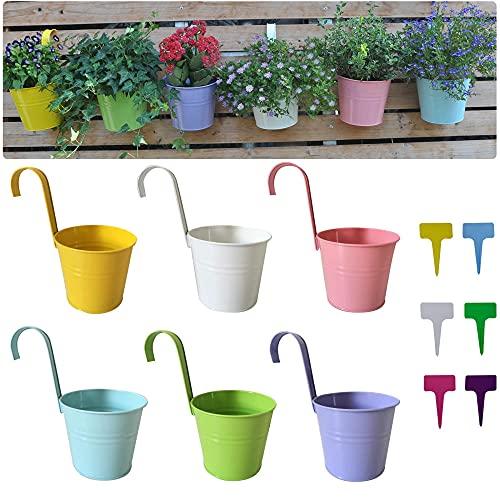 Die besten 7 Vasen zum Aufhängen