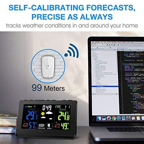 Die besten 7 digitalen Wecker mit Wetter
