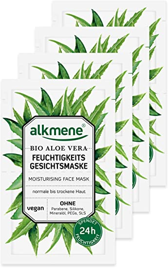 Die 7 besten Gesichtsmasken mit Aloe Vera