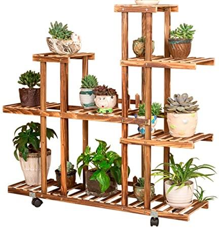 Die besten 7 vertikalen Pflanzgefäße aus Holz